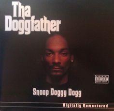 Snoop Doggy Dogg Tha Doggfather Vinyl Double LP