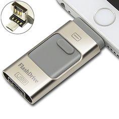 New arrival i-Flash Drive 8GB-64GB Usb  Pen Drive/Mobile OTG Usb Flash Drive For iPhone 5/5s/5c/6/6 Plus/ipad i-Flashdrive PG3 #Affiliate