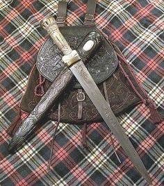 17th Century Scottish Dirk.