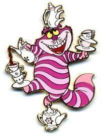 Pin Pics Pin 37724: Goofin' Around Collection (Cheshire Cat)