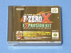 F-Zero X 64DD Expansion Pack