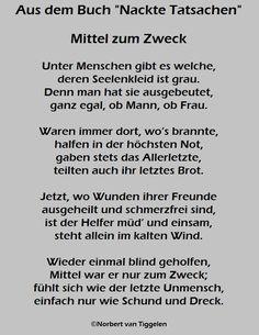 "Van Tiggelen, Gedichte, Leben, Buch, ""Nackte Tatsachen"","