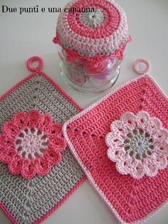 Luty Artes Crochet: PAP Mais