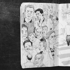 Sketchbook by Julia Yellow
