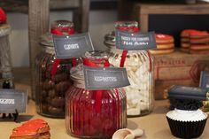 Get Fired Up Guest Dessert Feature | Amy Atlas Events