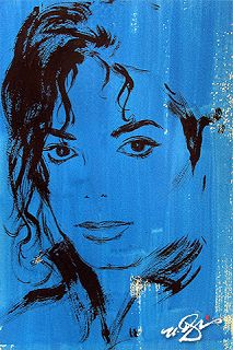 Cali MJ Fan: NEW iPhone app from Nate Giorgio with Michael Jackson art and audio