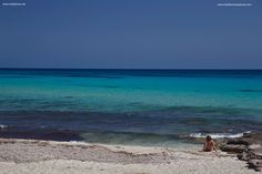 Migjorn Beach - Formentera