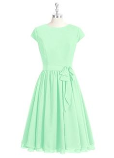 Megan's dress for May 27th (Azazie Ingrid)