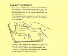 Walt Disney's Tips on Animation- Consider the Result