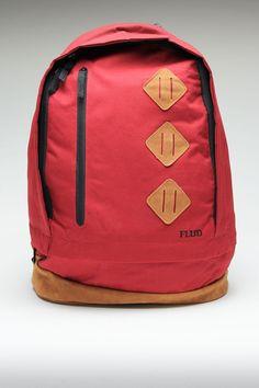 FLUD Watches OG Utility Backpack. $25.
