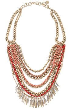 Carmen Necklace/ Stella & Dot.. Love it! Browse and shop: www.stelladot.com/sites/Stephaniesquires