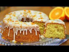 BOLO DE LARANJA DA MINHA MÃE | O MAIS FOFINHO DO MUNDO - YouTube Mini Cheesecake, Doughnut, Brazilian Recipes, Candy, Food, Youtube, Bakery Cakes, Tea Cakes, Cake Receipe
