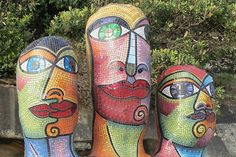 Mosaic by Deborah Halpern