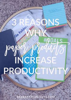 Find out 3 reasons why paper products increase productivity today on Breakfast at Lilly's. Productivity Hacks, Increase Productivity, Paper Products, Invite Your Friends, Popular Pins, Time Management, Business Tips, Lifestyle Blog, Growing Up