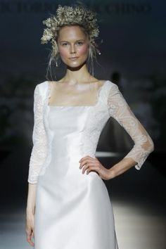 victorio y lucchino novia - Pasarela gaudi novias 2013