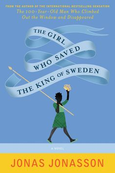 Is the title of the latest novel from Swedish author Jonas Jonasson. You might recall I enjoyed his first novel tremendously. I said I'd be on the lookout for his next work, so I was happy to pick ...