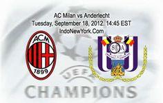 AC Milan vs Anderlecht Battle of the Champion Ac Milan, Juventus Logo, Team Logo, Battle, Champion, Logos, Sports, Hs Sports, Logo