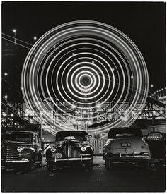 Ferris wheel, 1949    Andreas Feininger