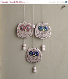 Owls wind bell-Kristy I'll get you these