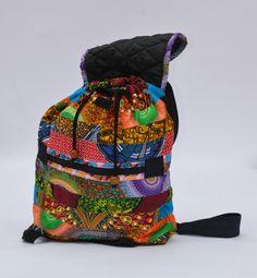 Ankara Bags, Printed Bags, African, Backpacks, Fashion, Accessories, Moda, Fashion Styles, Fasion