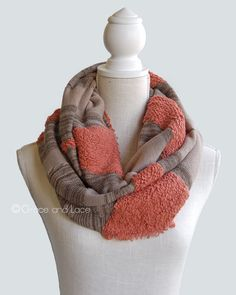 Grace and Lace - (*sale*) Mixed Knit Scarf, $32.25 (http://www.graceandlace.com/all/sale-mixed-knit-scarf/)