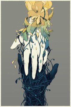 Tu recepcja - simon prades reality is so beautiful art art dessin, art fant Art And Illustration, Art Illustrations, Art Inspo, Kunst Inspo, Art Anime, Anime Kunst, Fantasy Kunst, Fantasy Art, Bel Art