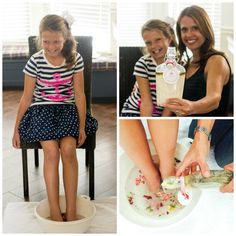 Makeover Your Mother's Day with a Mother-Daughter At-Home Spa Party