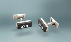 Jack Spade Googly Eyes Cufflinks - OUTShit - Style magazine