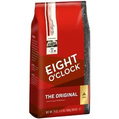 Eight O'Clock Ground Coffee, The Original, 24 Ounce >>> Click on the image for additional details.