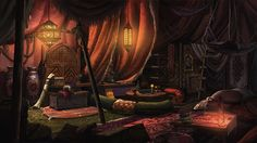 Memoria - Tent by timmi-o-tool on DeviantArt