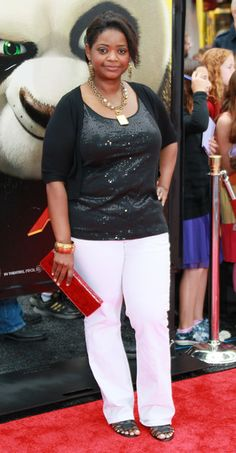 """Octavia Spencer Photos: Premiere Of DreamWorks Animation's """"Kung Fu Panda 2"""" - Arrivals in Los Angeles"""