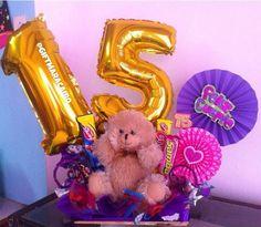 10 ideas de arreglos de 15 años Cupcake Toppers, Ideas Para, Toilets, Chocolate, 15 Years, Dress, Surprise Gifts, Candy Arrangements, Bathrooms