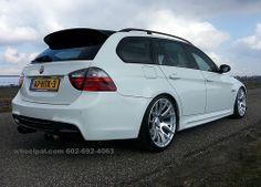 "19"" Miro 111 wheels on BMW wagon / eurowheels.com / T: 602-692-4063 | Flickr - Photo Sharing!"