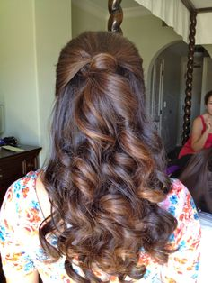 half updo wedding hairstyles : Bridesmaids Hairstyles Half Up ...
