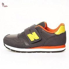 New Balance Kids Lifestyle 373 boys, cuir lisse, sneaker low, 31 EU - Chaussures new balance (*Partner-Link)