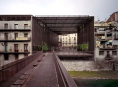Making space / Volume : Grafting Architecture: Catalonia at Venice