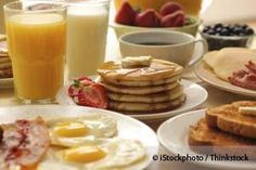 Skipping breakfast as part of intermittent fasting can actually have a number of phenomenal health benefits. http://articles.mercola.com/sites/articles/archive/2013/04/01/breakfast-mistakes.aspx