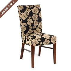 Milton Dining Chair.  This would work as seating for my desk on tall secretary.