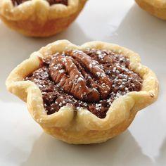Bourbon-Pecan Tartlets - The Pampered Chef®