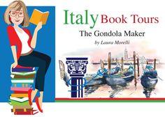 Italy Book Tours & StudentessaMatta Review of Laura Morelli's The Gondola Maker