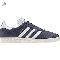 brand new e63b9 cf7a8 Adidas Originals Women s Gazelle Women s Blue Leather Trainer in Size 7 US (5.5  UK   38 2 3 EU) Blue - Adidas sneakers for women ( Amazon Partner-Link)