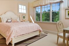 Girl's Bedroom Ideas Girl's #Bedroom