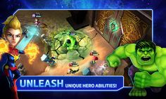 Marvel Mighty Heroes- screenshot