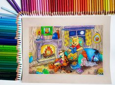 Winnie The Pooh, Painting, Art, Art Background, Winnie The Pooh Ears, Painting Art, Kunst, Paintings, Performing Arts