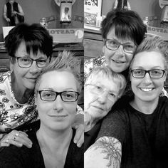 #generationwoman #strong #loveyou4e # #granny #nonna #daughter #grandaughter #mama #blackandwhite #believingyourself #glasses #nevergiveup