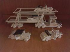 Kamión tatra so 4 autíčkami / LadislavKurnota - SAShE. Shoe Rack, Shoe Racks