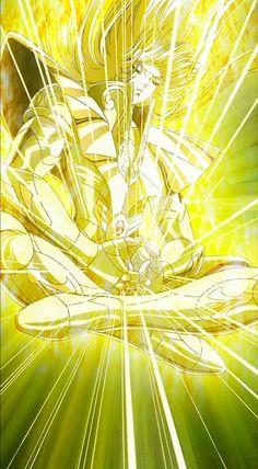 Otaku Anime, Manga Anime, Virgo, Knights Of The Zodiac, Evil Villains, Comic Games, Gold Art, Manga Games, Manga Comics
