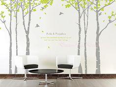 tree vinyl wall decal (DreamKidsDecal)