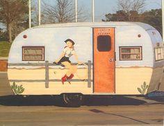 Paint job: Name: Lucille Make: Roadrunner Year: 1966