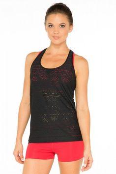 Dentelle Excel Tank xx http://www.lornajane.com/product/gym-wear/dentelle-excel-tank/